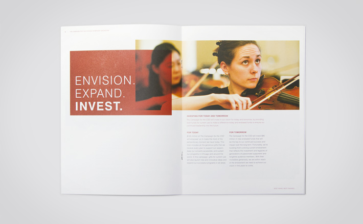 Chicago Symphony Orchestra - CSO Capital Campaign