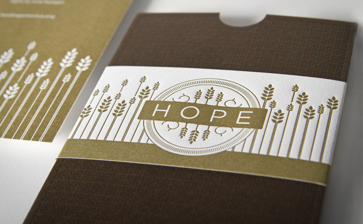 Feeding America - FA Hope Invite