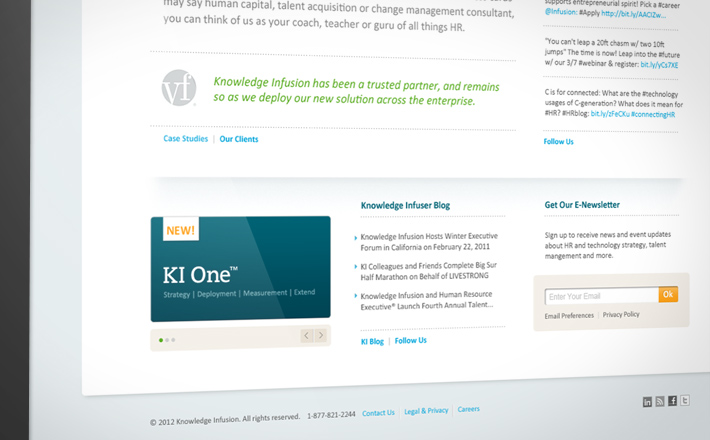 Knowledge Infusion - KI Identity