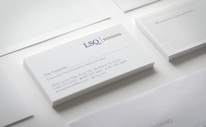 LSQ Funding - LSQ Funding Corporate Identity